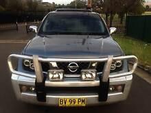 2006 Nissan Pathfinder Wagon Yagoona Bankstown Area Preview