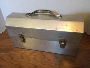 VINTAGE WORKING MAN'S LUNCH BOX