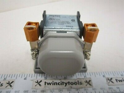 4 Pin SPST-NO-DM, Power Relay 12 VDC Coil Volts Amps Resistive 100, Inductive 50