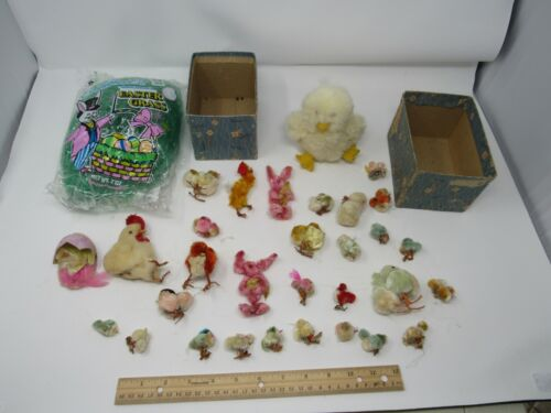 Antique Easter Collection - Over 30 Items