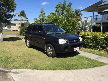 2004 Hyundai Santa Fe 4WD RWC REGO Brighton Brisbane North East Preview