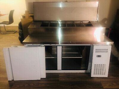 Prep Table Refrigerator
