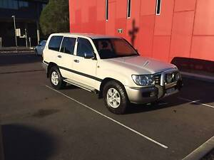 2006 Toyota LandCruiser Wagon Muswellbrook Muswellbrook Area Preview