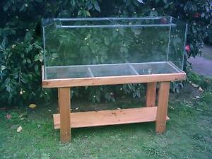 Fish or Reptile Tank with Stand (Large Size) Ringwood Maroondah Area Preview