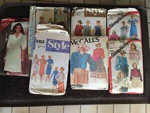 Vintage Sewing Patterns Concord West Canada Bay Area Preview