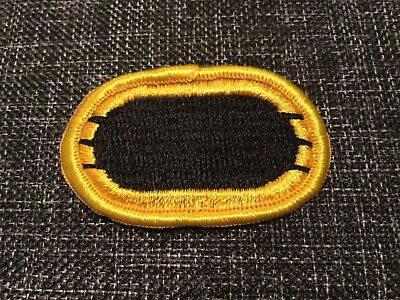 Vietnam Era Jump Oval Patch Insignia Badge