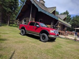 Lifted 2004 f150