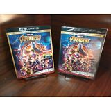 Avengers Infinity War (4K Ultra HD+Blu-ray/Digital HD)Slipcover-NEW-Free Shippin