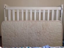 Used cot mattress Thirroul Wollongong Area Preview