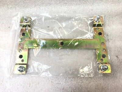 Volvo OEM license plate holder bracket front rear w nuts XC90 S60 S80 XC70 93-14