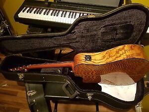 Washburn D46 SCE electric acoustic guitar St. John's Newfoundland image 2