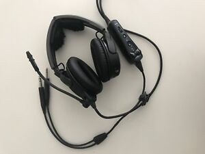 Bose A20 with headset bag