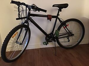 bike in good condition with new pedals