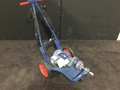 Electric Eel Model 12 Drain Cleaning Sectional Drive Unit New Demo Unit