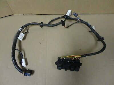 Dodge Ram Pickup Truck Driver Side Power Seat Track Motor Wiring Harness Switch