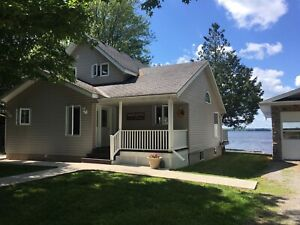 LAKEFRONT HOME FALL RENTAL
