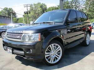 2010 Land Rover Range Rover Sport SUPERCHARGED ~ 157KMS ~ SUNROO