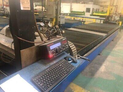 Used Hypertherm Hd3070 Plasma Cutting System Model 090054