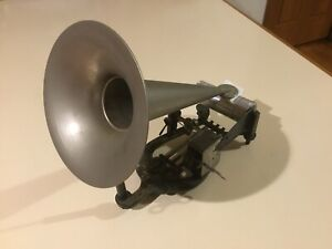 Antique Puck Phonograph made in Germany