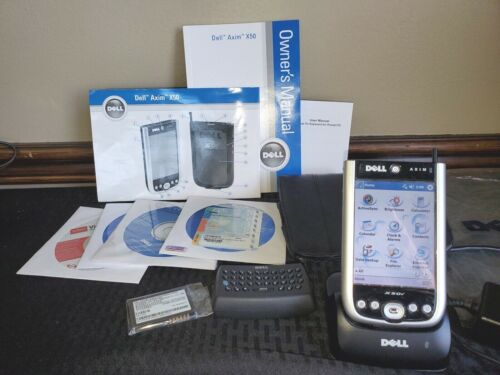 DELL AXIM X50v Cradle Charger, Owner