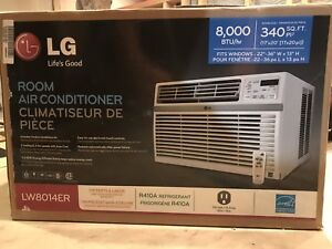 Air conditioner, still in the box. Used for a couple months