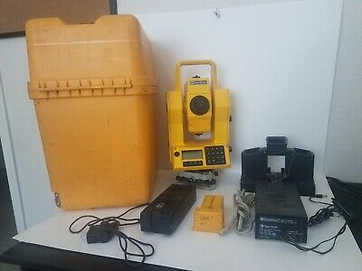 Geodolite Gmd 504 Total Station With Casebatteries