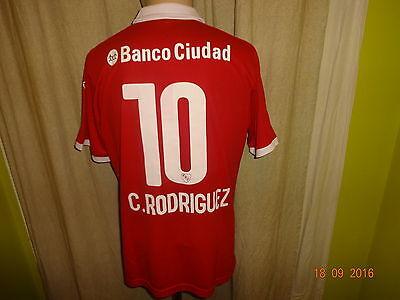 "Club Atletico Independiente Puma Trikot 15/16 ""OCA"" + Nr.10 C.Rodriquez Gr.M Neu"
