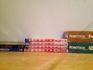 Robotech collection