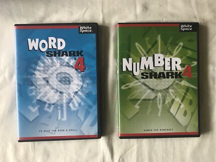 Word Shark 4 / Number Shark 4