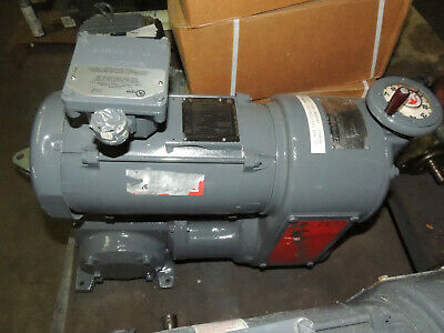 Rebuilt Reliance Reeves Vem7014t Drive Size 1w21 3 Hp 460v 3 Ph 601 Vari-drive