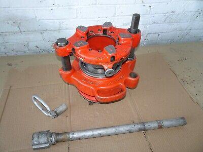 Ridgid 141 Pipe Threader 2-12 - 4 36620 For 300 535 700 W Driveshaft Loop