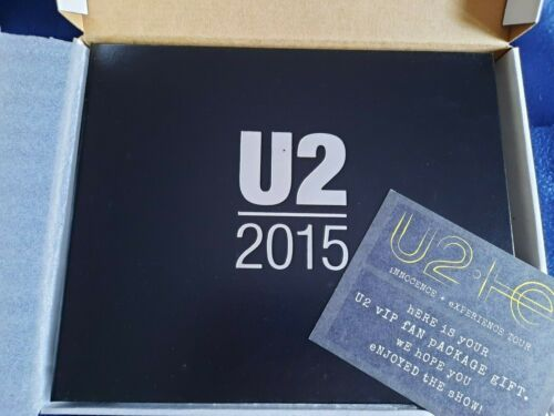 U2 INNOCENCE/EXPERIENCE TOUR -LIMITED EDITION VIP GIFT BRAND NEW