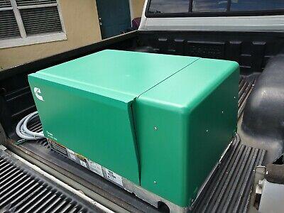 Cummins Onan Qg 5500 Evap Gasoline Generator 5.5hgjab-6755l Rv Fifth Wheel