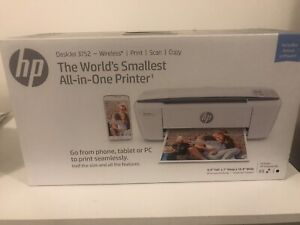 Brand New Wireless Printer with Ink