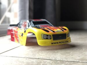 1/8th Scale RC Truck Bodies Body