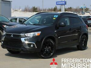 2017 Mitsubishi RVR Black Edition AWC | HEATED SEATS | BACK U...