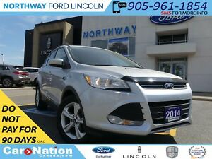 2014 Ford Escape SE | NAV | REAR CAM | HEATED SEATS |