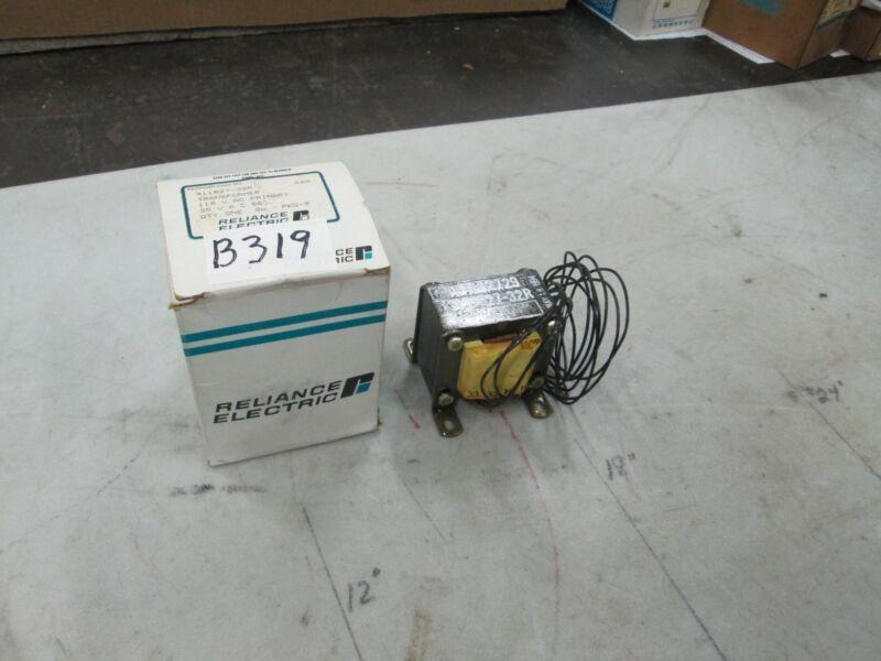 Reliance Electric Transformer #TR12729 115 VAC Pri 35 VAC Secondary 42A (NIB)