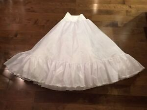 Wedding Dress Underlay