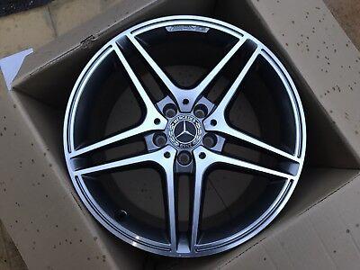 Original Mercedes W204 C63 AMG 18 Zoll Alufelge 9,0Jx18 ET54 A204 401...