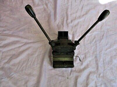 Vintage Hanes Coons Belt Splicer Tool For Hit Or Miss Engine Tractor Repair