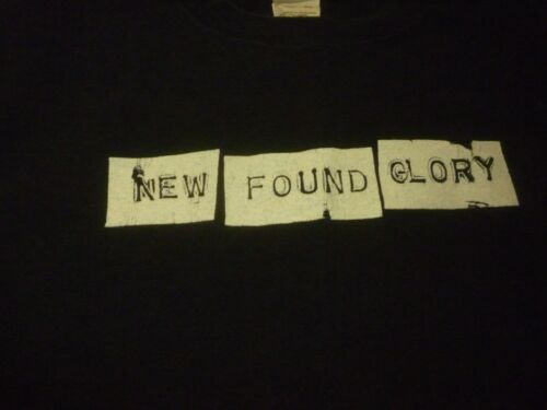 New Found Glory Vintage Shirt ( Used Size XL ) Very Good Condition!!!
