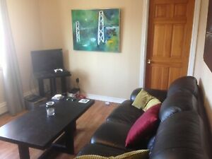 South and two bedroom apartment here hospitals and universities