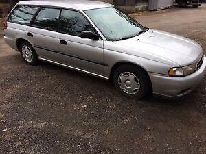 Subaru Legacy Brighton wagon 1999