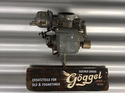 Solex carburettor Air correction jets.Circa 1935 to 1960s VINTAGE