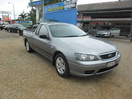 2006 Ford BF XLS Ute