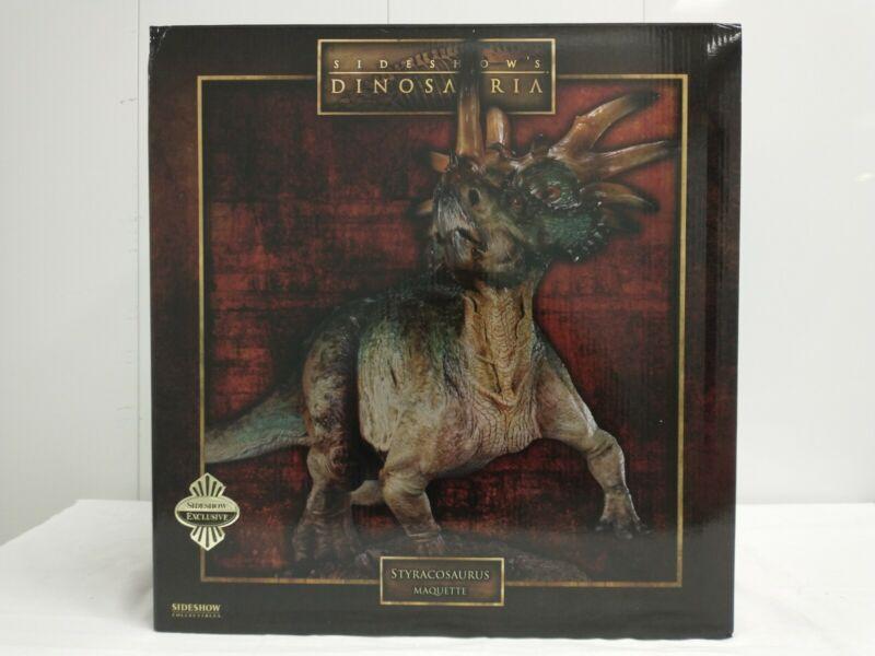 Sideshow Dinosauria Styracosaurus Exclusive 070/125
