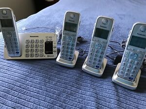 Panasonic phones for sale.