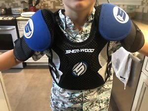 Sherwood Youth Chest Protector