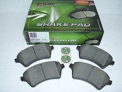 Land Rover Discovery 2.7 Litres Eicher Front Brake Pads Set Lucas Braking System
